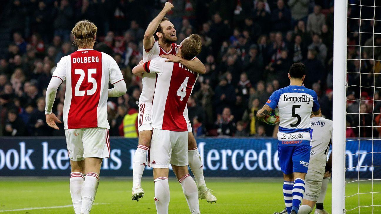Nhận định De Graafschap vs Ajax Amsterdam (00h30 16/05): Giải sầu Champions League - Ảnh 1.