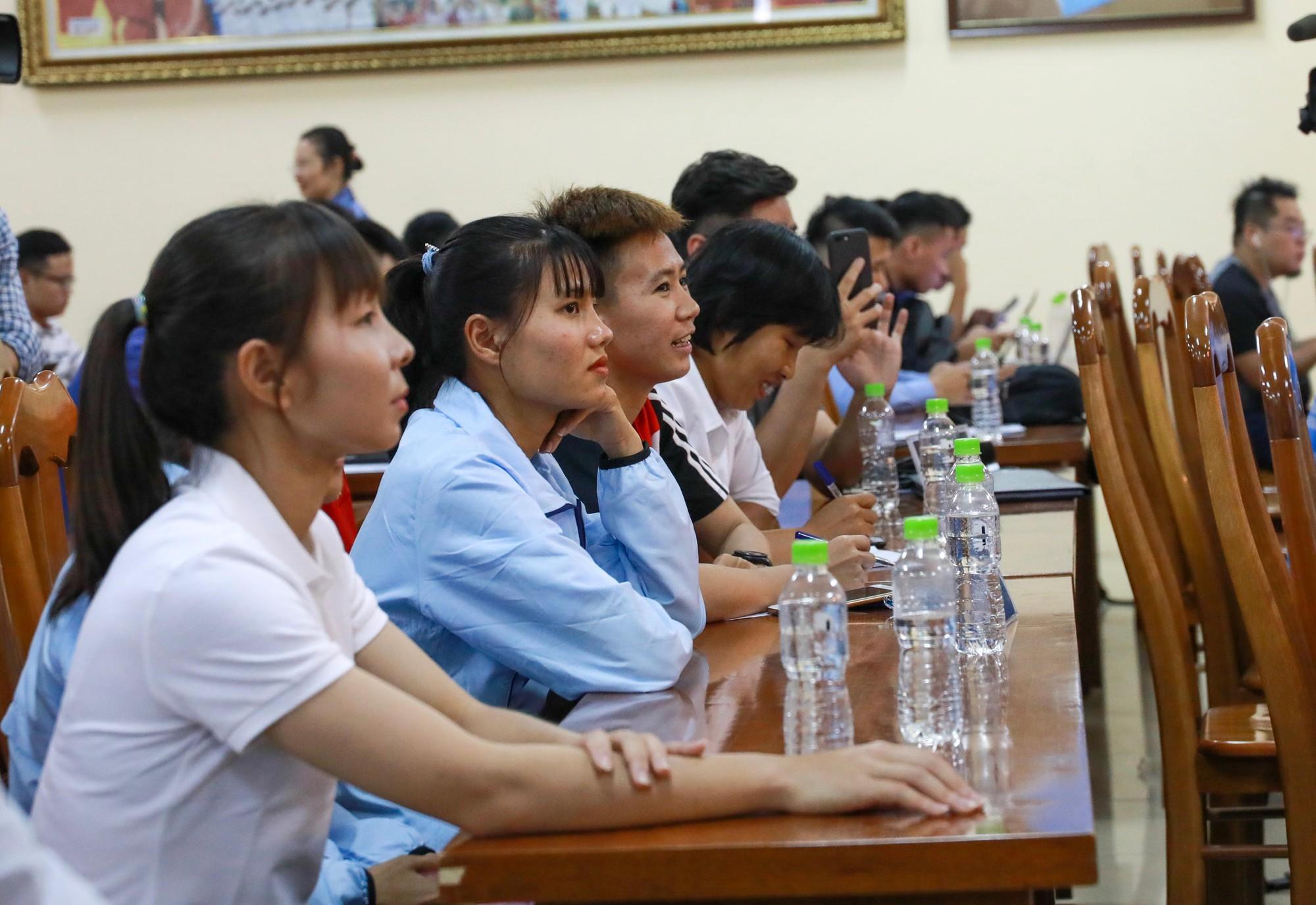 7 đội bóng sẽ tham gia tranh tài tại giải bóng đá nữ VĐQG- Cup Thái Sơn Bắc - Ảnh 2.