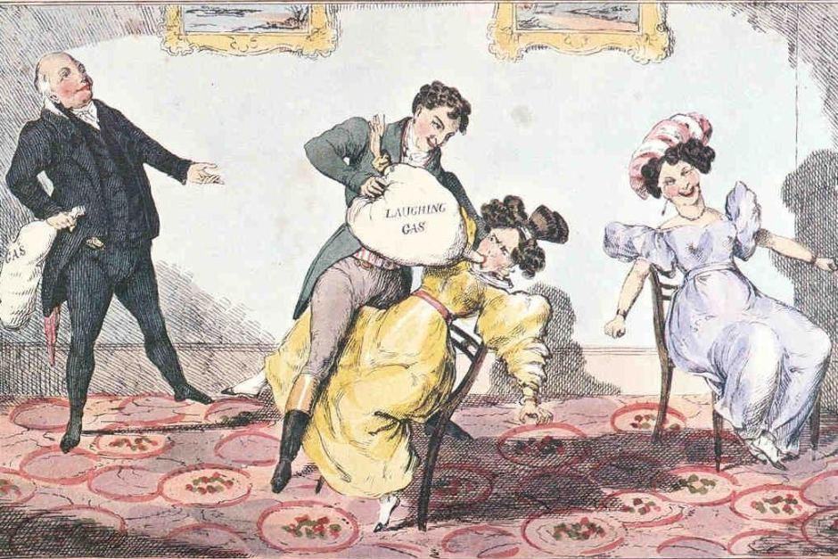 Khoảnh khắc kì lạ trong bữa tiệc khí cười của giới thượng lưu thế kỉ 19 - Ảnh 1.