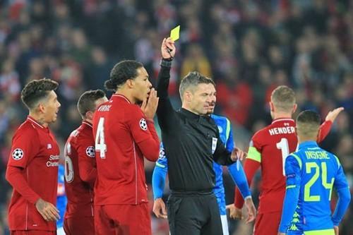 Trọng tài chính trận chung kết Champions League: Hung thần của Liverpool - Ảnh 1.