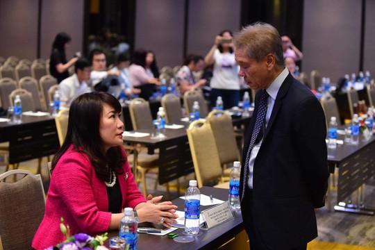 Ông Lê Minh Quốc bất ngờ rút đơn kiện HĐQT Eximbank - Ảnh 1.