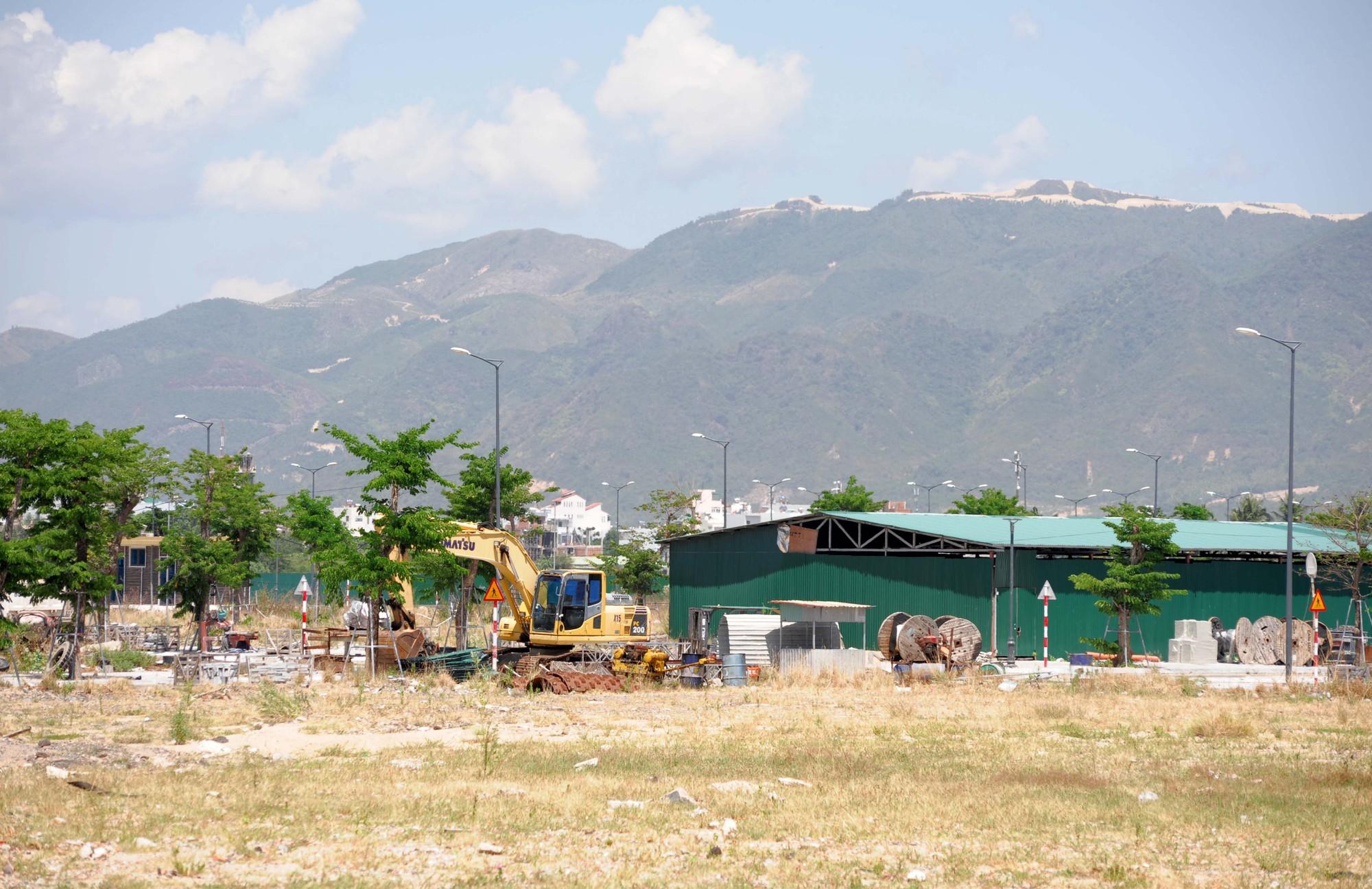 Cận cảnh dự án BT của Tập đoàn Phúc Sơn tại sân bay Nha Trang cũ  - Ảnh 3.