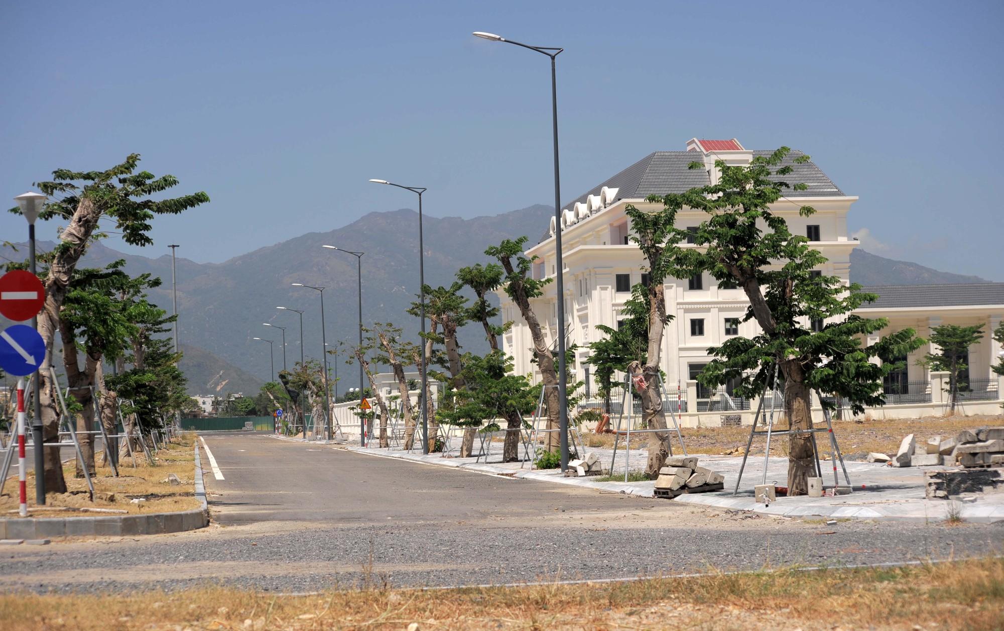 Cận cảnh dự án BT của Tập đoàn Phúc Sơn tại sân bay Nha Trang cũ  - Ảnh 1.