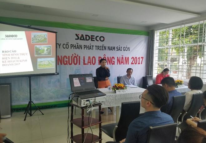 Bắt Tổng giám đốc Sadeco Hồ Thị Thanh Phúc - Ảnh 1.