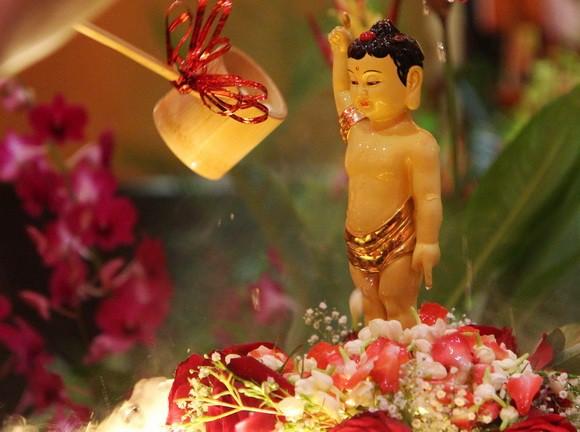 Ý nghĩa của nghi thức Tắm Phật trong lễ Phật Đản   Việt Nam Mới