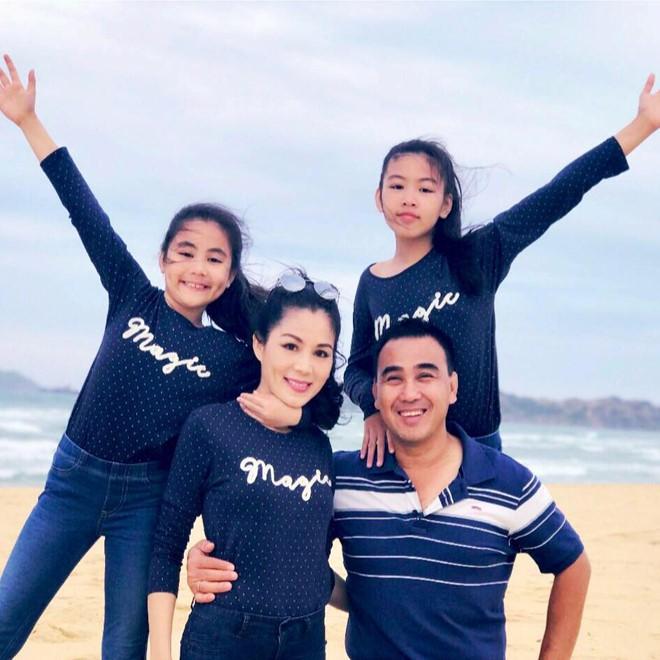 Con gái của MC Quyền Linh cao 1,7m, được ví như bản sao Trương Bá Chi - Ảnh 2.