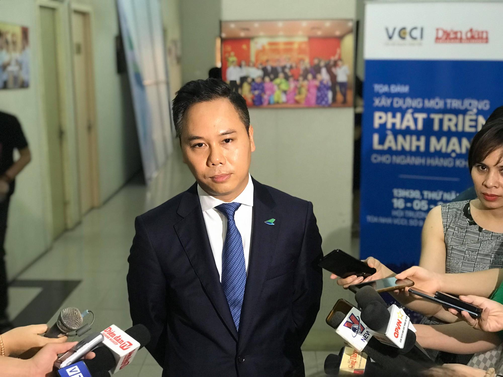 Phó Chủ tịch Bamboo Airways: Chúng tôi sẵn sàng đầu tư và làm hoàn thiện hạ tầng hàng không' - Ảnh 1.