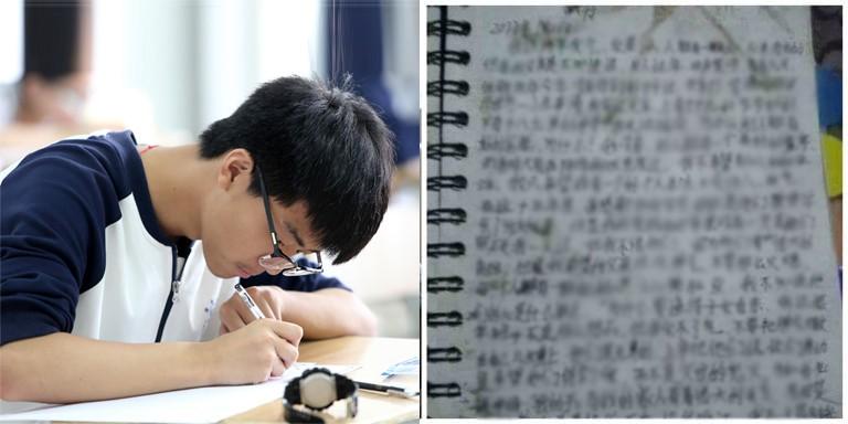 Bức thư tuyệt mệnh đau lòng của thiếu niên đồng tính mô tả mình bị bắt nạt và lạm dụng đang làm rung chuyển truyền thông Trung Quốc - Ảnh 1.