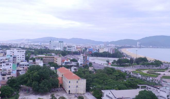 Quay cuồng trong cơn sốt đất: Cơn sốt đất ở thành phố biển Quy Nhơn - Ảnh 1.