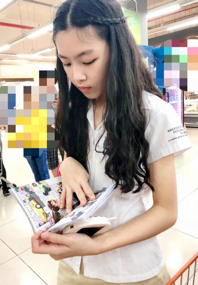 Con gái của MC Quyền Linh cao 1,7m, được ví như bản sao Trương Bá Chi - Ảnh 8.