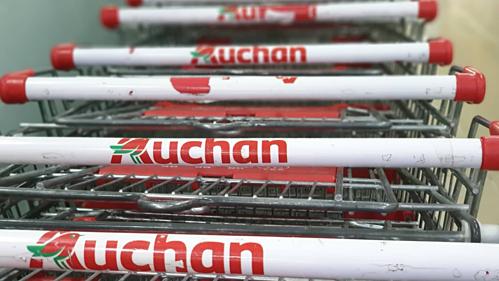 Chuỗi bán lẻ Auchan rút khỏi Việt Nam - Ảnh 1.