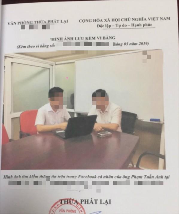 Thông tin về người phát tán clip thầy giáo dạy lái xe bị tố sờ đùi nữ học viên  - Ảnh 2.