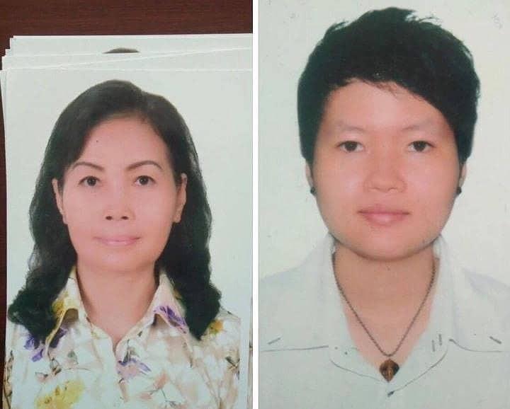 Công an truy tìm 2 người phụ nữ ở TP HCM liên quan vụ thi thể trong khối bê tông ở Bình Dương - Ảnh 1.