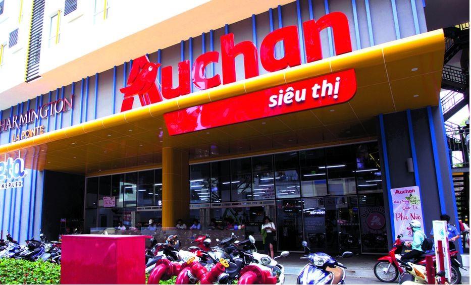 18 siêu thị Auchan vừa quyết định rút khỏi Việt Nam sẽ về tay ai? - Ảnh 1.