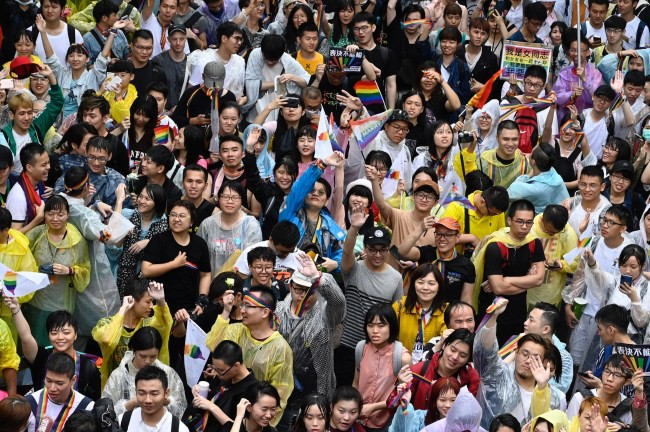 Hành trình chông gai để được công nhận hôn nhân đồng giới của cộng đồng LGBTQ+ tại Đài Loan (Trung Quốc) - Ảnh 7.