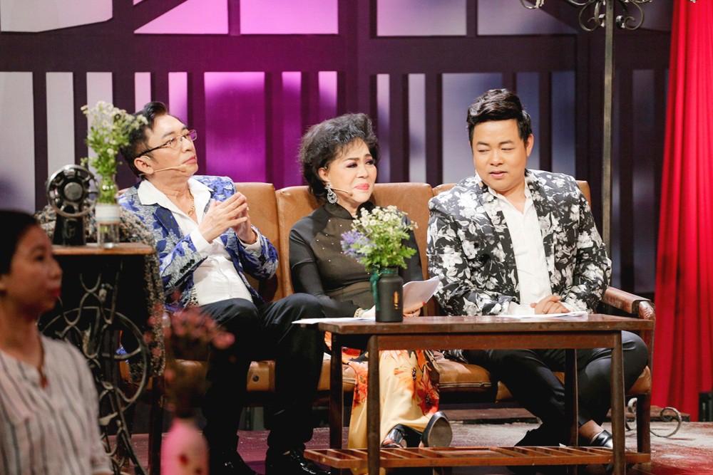 Giao Linh tiết lộ kỉ niệm đẹp của bộ ba danh ca nổi tiếngHoàng Oanh - Hương Lan - Như Quỳnh - Ảnh 3.