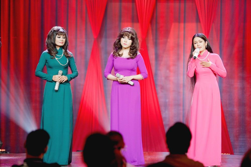 Giao Linh tiết lộ kỉ niệm đẹp của bộ ba danh ca nổi tiếngHoàng Oanh - Hương Lan - Như Quỳnh - Ảnh 2.