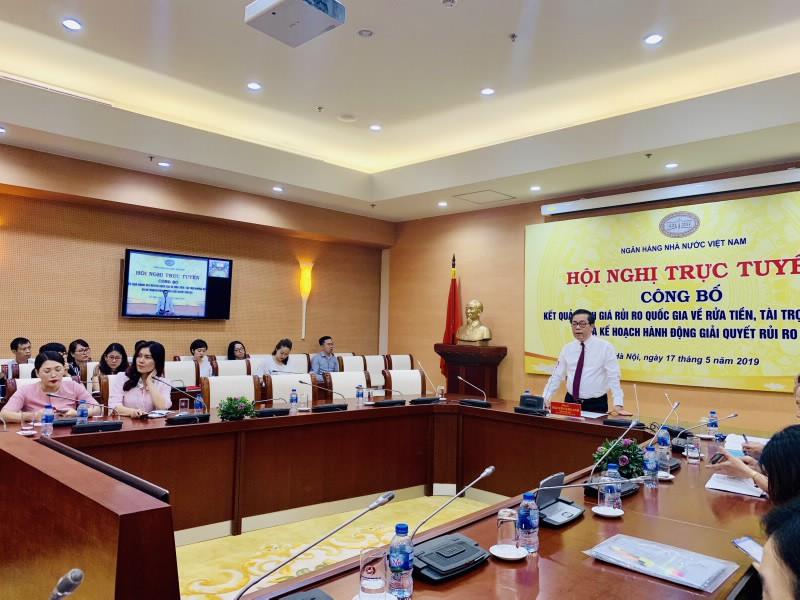 Ngân hàng, bất động sản dẫn đầu về rửa tiền tại Việt Nam - Ảnh 2.