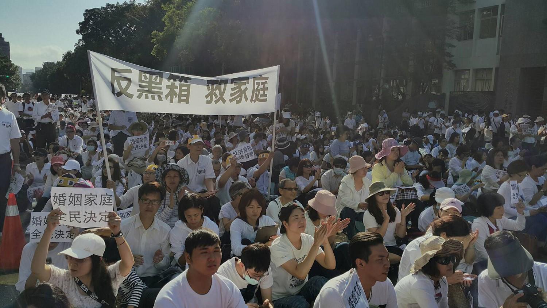 Hành trình chông gai để được công nhận hôn nhân đồng giới của cộng đồng LGBTQ+ tại Đài Loan (Trung Quốc) - Ảnh 4.