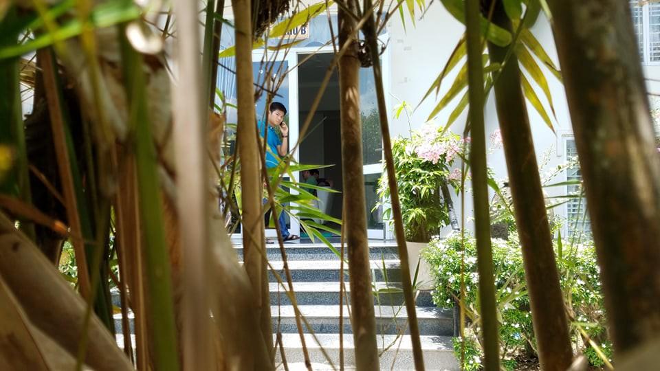 Cảnh sát khám xét căn nhà thứ 2 liên quan vụ tử thi bị đổ bê tông phi tang ở Bình Dương - Ảnh 1.