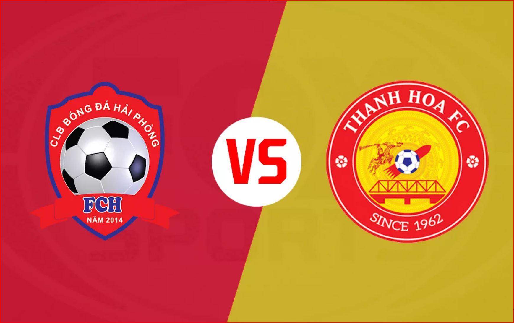 Nhận định Hải Phòng vs Thanh Hóa (17h00, 18/5) vòng 10 V-League 2019: Hiểm địa Lạch Tray - Ảnh 1.