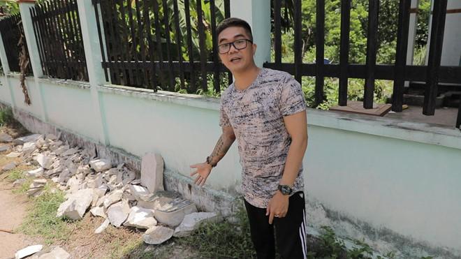 Khánh Đơn nói gì khi bị chỉ trích quay video vụ 2 xác người đổ bê tông - Ảnh 1.