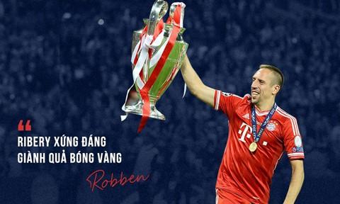 Cả thế giới rồi sẽ nhớ Robben - Ribery - Ảnh 8.