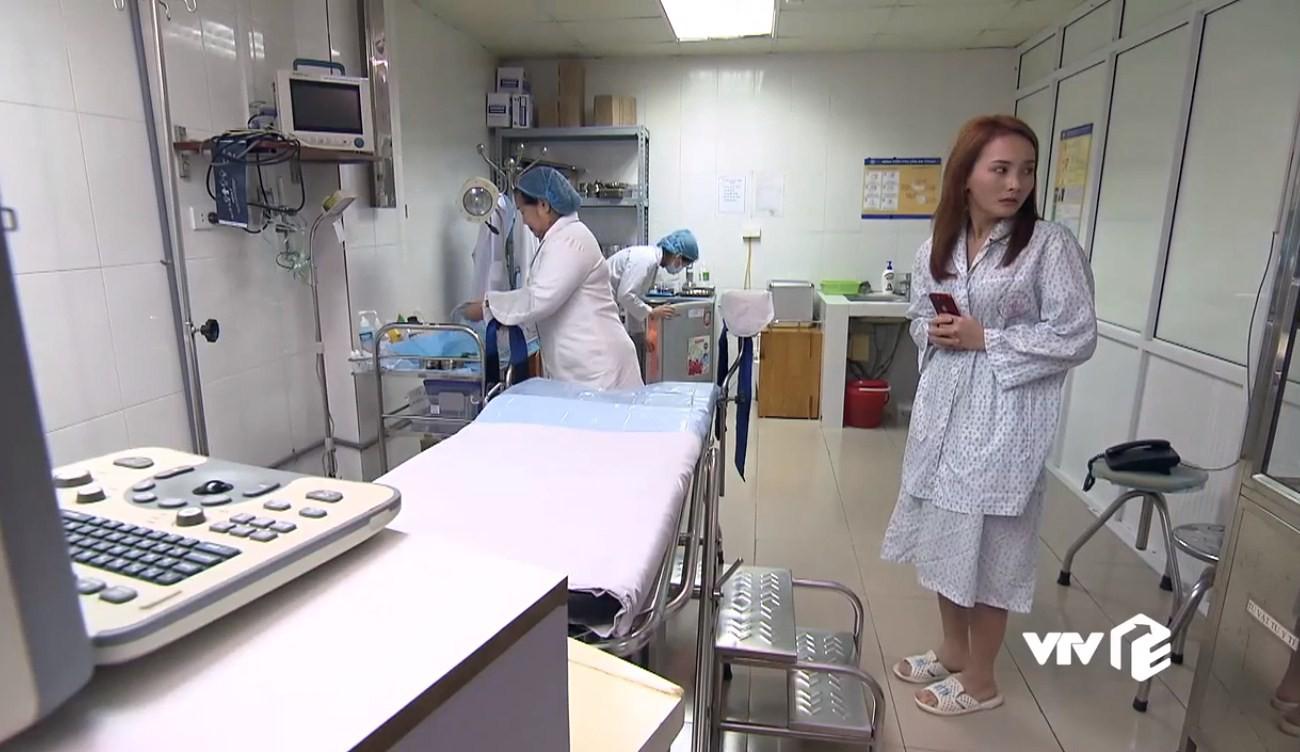 Về nhà đi con tập 26: Vũ ra giá 300 triệu để bồi thường về chuyện cái thai, Anh Thư uất nghẹn lao đến viện giải quyết - Ảnh 16.