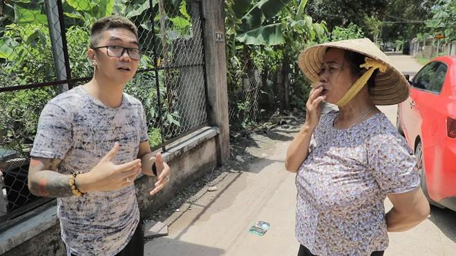 Khánh Đơn nói gì khi bị chỉ trích quay video vụ 2 xác người đổ bê tông - Ảnh 2.