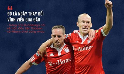 Cả thế giới rồi sẽ nhớ Robben - Ribery - Ảnh 2.