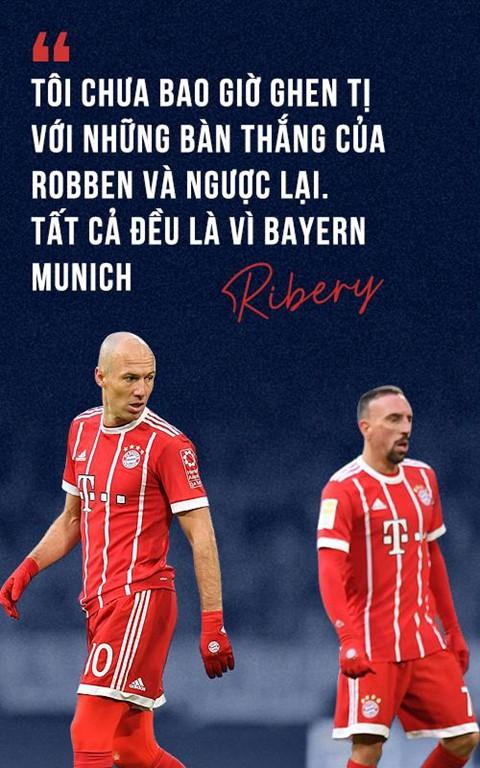 Cả thế giới rồi sẽ nhớ Robben - Ribery - Ảnh 3.