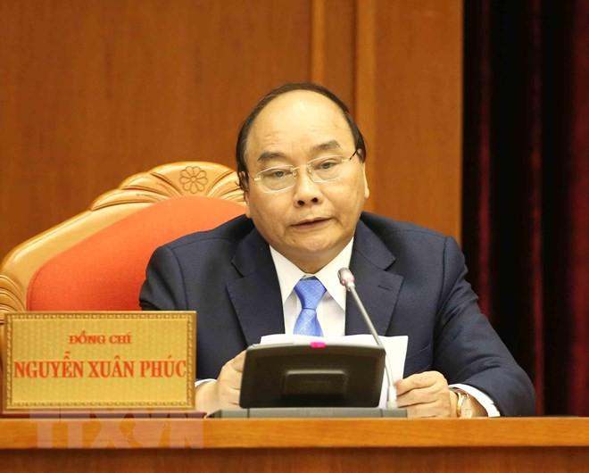 Bế mạc Hội nghị lần thứ 10, Ban Chấp hành Trung ương Đảng khóa XII - Ảnh 11.