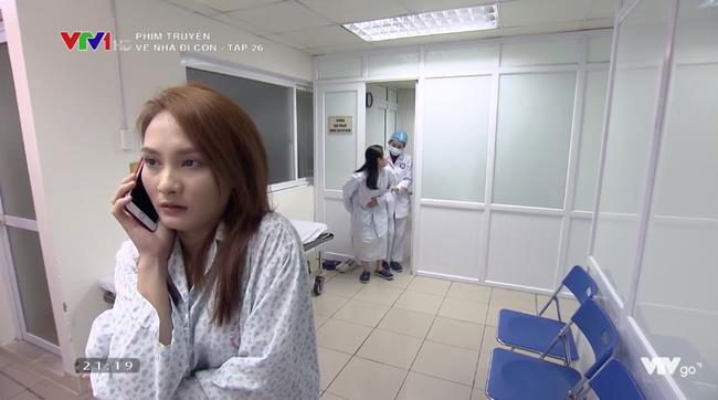 Về nhà đi con tập 26: Vũ ra giá 300 triệu để bồi thường về chuyện cái thai, Anh Thư uất nghẹn lao đến viện giải quyết - Ảnh 13.