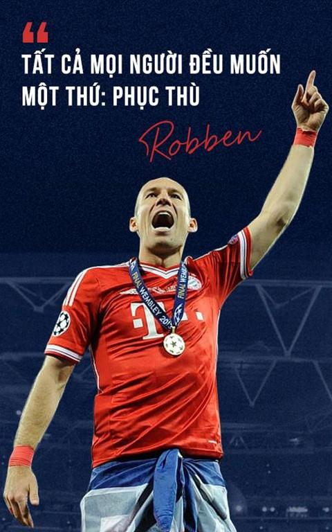 Cả thế giới rồi sẽ nhớ Robben - Ribery - Ảnh 7.