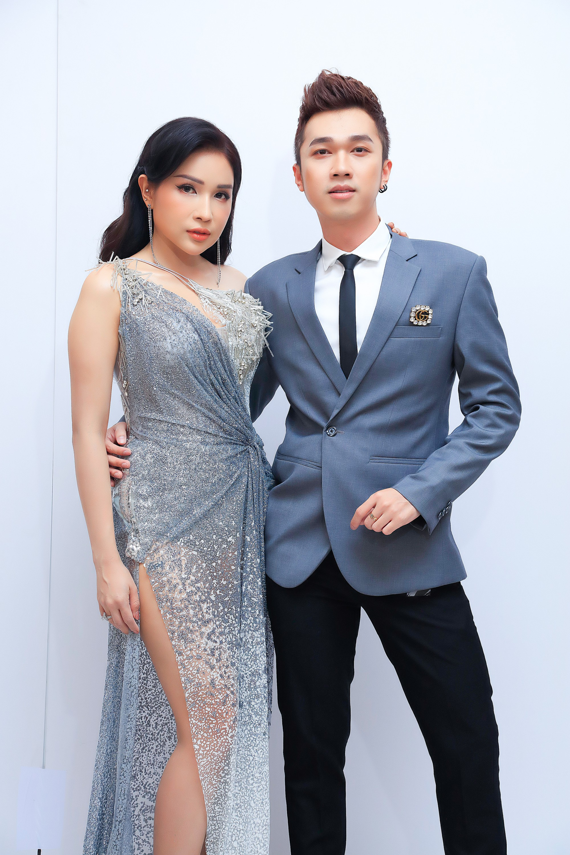 Ca sĩ Minh Tuyết về Việt Nam ngồi ghế nóng cùng Cẩm Ly, Trấn Thành - Ảnh 5.