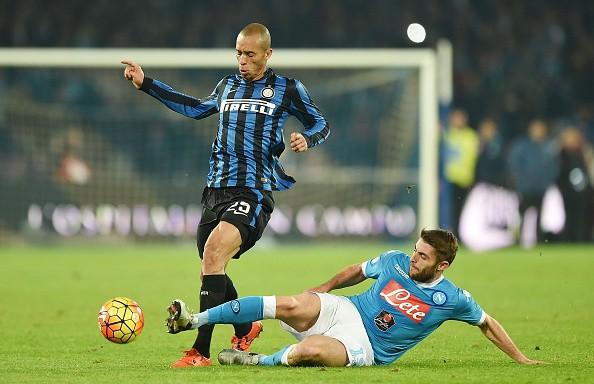 Dự đoán kết quả bóng đá Napoli vs Inter, 01h30 20/05: Vòng 37 giải Serie A - Ảnh 1.
