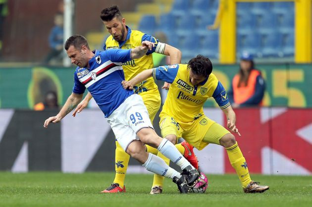 Nhận định tài xỉu Chievo vs Sampdoria (17h30 19/05): Vòng 37 giải VĐQG Italia - Ảnh 1.