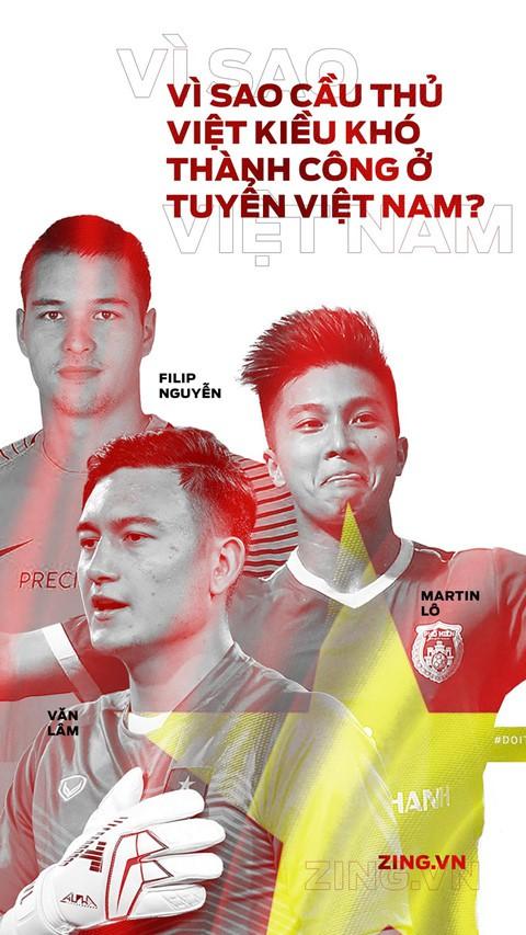 Vì sao cầu thủ Việt kiều khó thành công ở tuyển Việt Nam? - Ảnh 1.