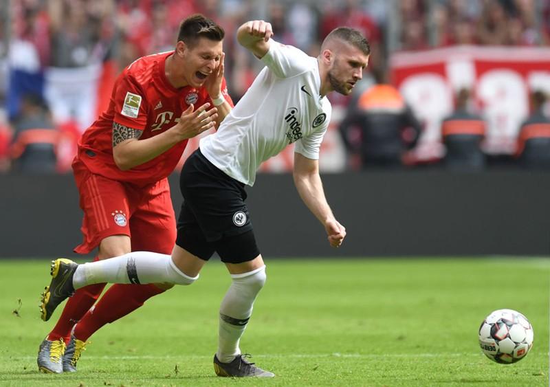 """Chùm ảnh Bayern Munich đăng quang Bundesliga ngày chia tay """"Robbery"""" - Ảnh 1."""