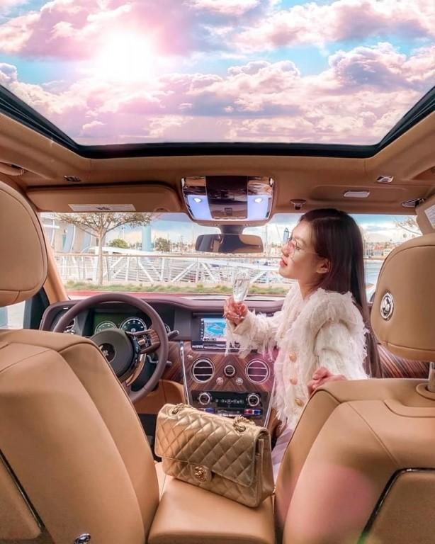 Bà mẹ trẻ sở hữu dàn siêu xe hơn 100 tỉ đồng là ai?  - Ảnh 10.