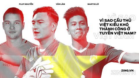 Vì sao cầu thủ Việt kiều khó thành công ở tuyển Việt Nam? - Ảnh 2.