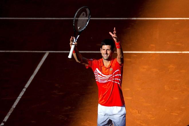 Chung kết trong mơ giữa Nadal và Djokovic tại Rome Masters - Ảnh 2.