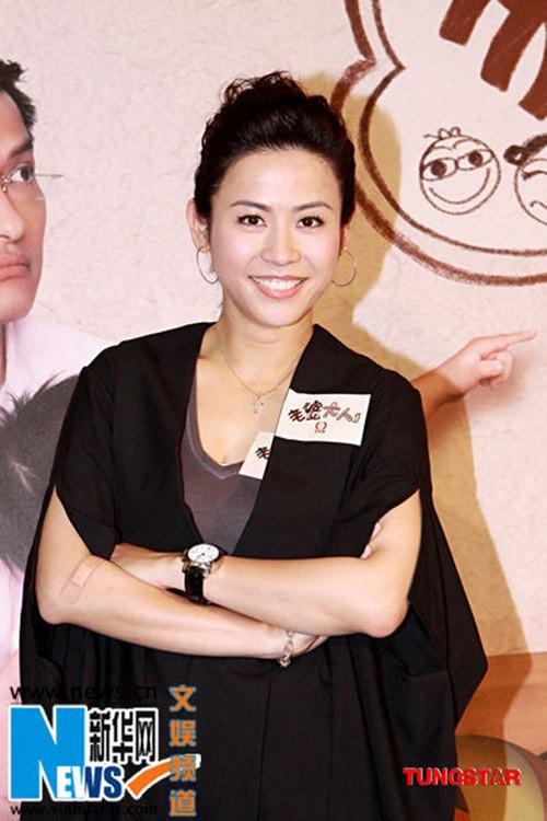 Đại Hoa đán TVB Tuyên Huyên: Xinh đẹp, thành công và nỗi cô đơn ở tuổi 48 - Ảnh 2.