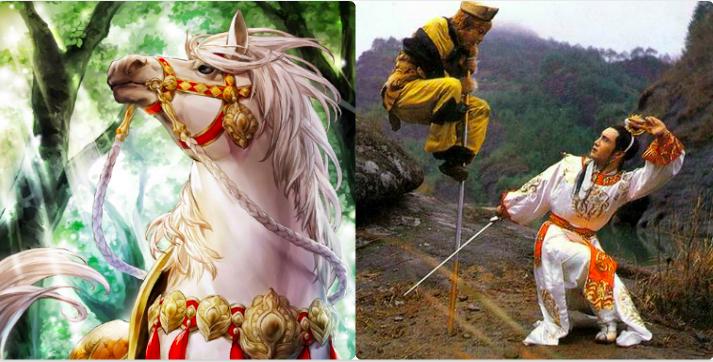 Tây Du Ký: Ý nghĩa thực sự đằng sau hình tượng của 5 thầy trò Đường Tăng - Ảnh 4.
