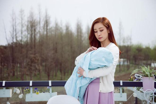 Sao Hoa ngữ khổ sở vì bệnh tật và trầm cảm sau khi sinh con - Ảnh 7.