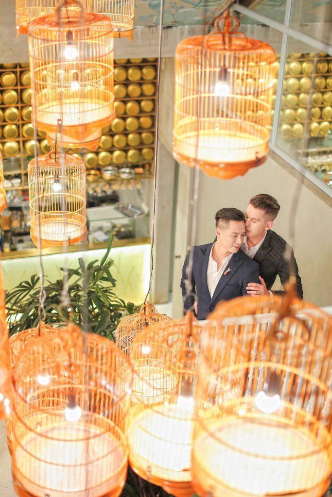 Bộ ảnh đẹp như mơ tại Việt Nam của cặp đôi đồng tính nổi tiếng đến từ Philippines - Ảnh 5.