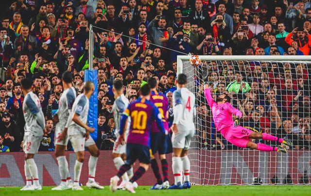 Messi nói gì sau khi chạm mốc 600 bàn thắng cho Barcelona? - Ảnh 1.