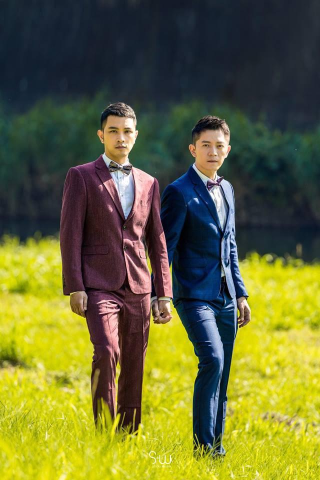 Hình ảnh đám cưới đẹp như trong mơ của cặp đôi đồng tính nam khiến nhiều người ghen tị - Ảnh 7.