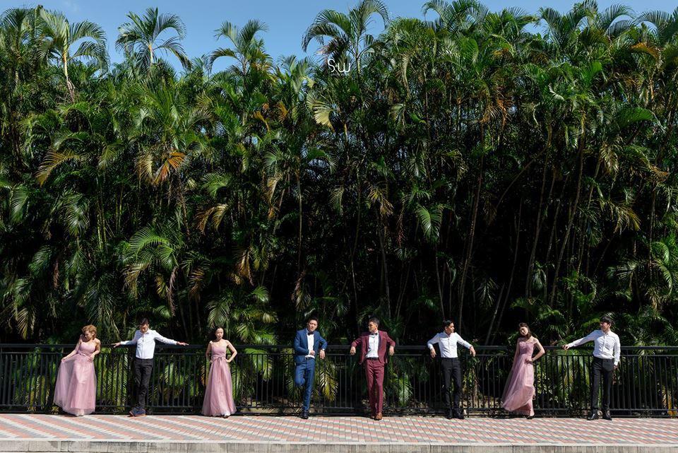 Hình ảnh đám cưới đẹp như trong mơ của cặp đôi đồng tính nam khiến nhiều người ghen tị - Ảnh 9.