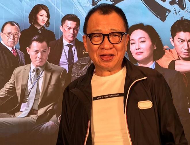 Rộ tin trùm vai phụ TVB Hứa Thiệu Hùng chat sex với phụ nữ trẻ - Ảnh 1.